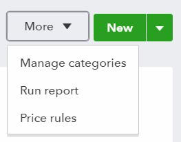 Higher Sales With Price Rules (Levels) in QuickBooks Online